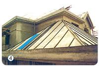 斜屋面施工法4