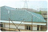 斜屋面施工法6