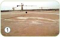 平面屋頂施工法1