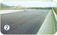 平面屋頂施工法2