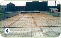 平面屋頂施工法4