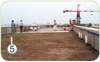 平面屋頂施工法5